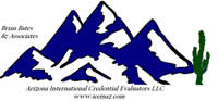AZ International Credential Evaluators